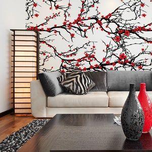 Mandala Self Adhesive Wallpaper Removable Wallpaper Traditional Wallpaper Wallcovering Wall Mural In 2021 Japanese Wall Decor Wallpaper Walls Decor Japanese Wall