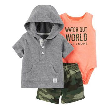 aac87ccd0 Boys Clothing Sets for Baby - JCPenney | Baby Kaden | Outfit sets ...