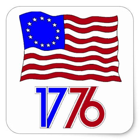 Betsy Ross Flag Sticker Zazzle Com Betsy Ross Flag Betsy Ross
