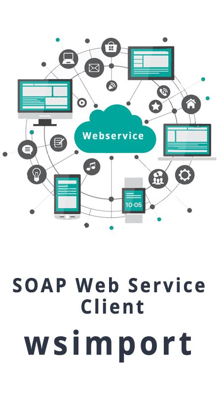 Consume SOAP Web Service with wsimport | Webservice