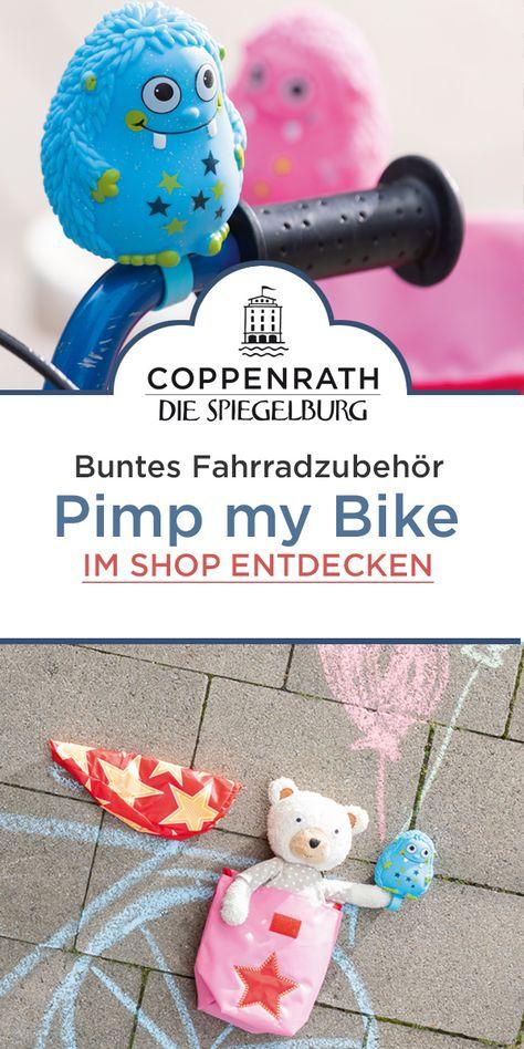 Sonstige Spielzeug-Artikel Fahrradhupe Boy  Pimp my bike Kids