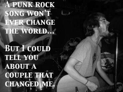 Wingnut Dishwashers Union Tumblr Punk Rock Quotes Punk Rock