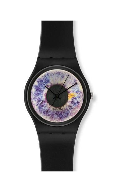 Swatch x Rankin limited edition
