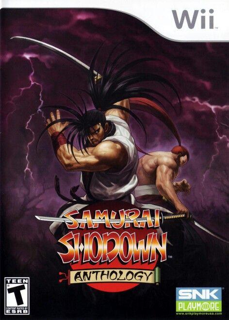 Samurai Showdown Video Juego Snk Samurai