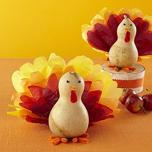 Paper Turkey Crafts