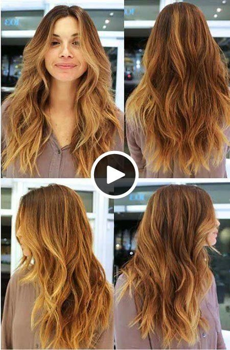 13+ Coiffure long wavy inspiration