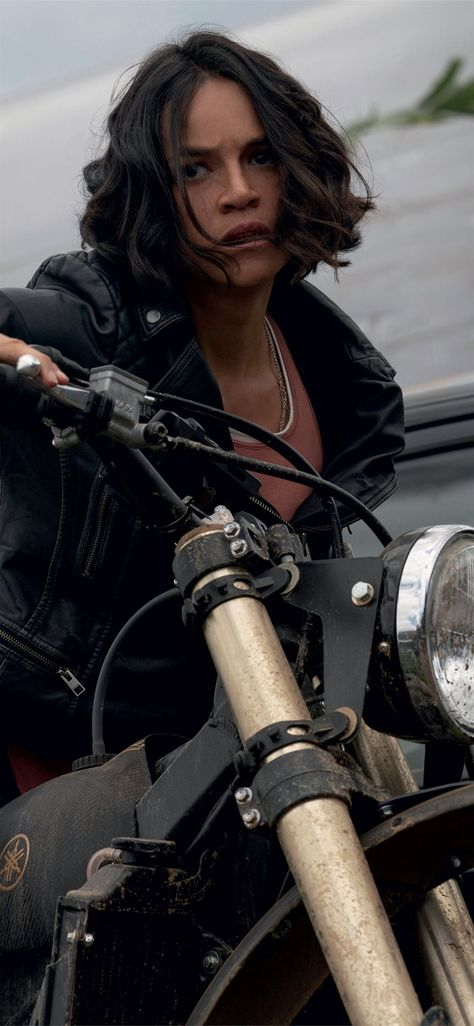 michelle rodriguez fast and furious 9 2020 movie 5... iPhone 11 Wallpapers