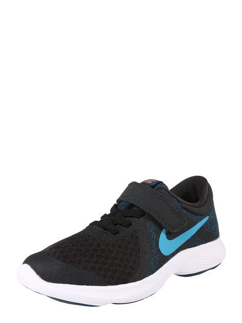 Nike Sportswear Sneaker Revolution 4 Jungen Navy Hellblau Weiss Grosse 35 Nike Sportschuhe Kinder Sportschuhe Sportschuhe