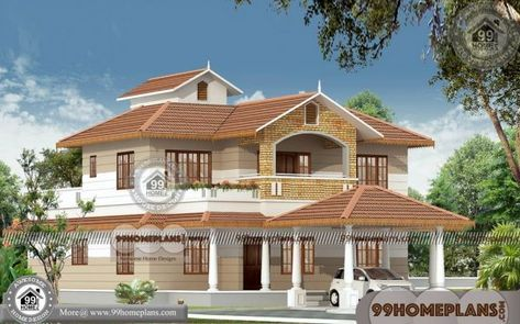 Small House Floor Plans With Garage 90 Two Storey Display Homes Kerala House Design Home Design Floor Plans Small House Floor Plans