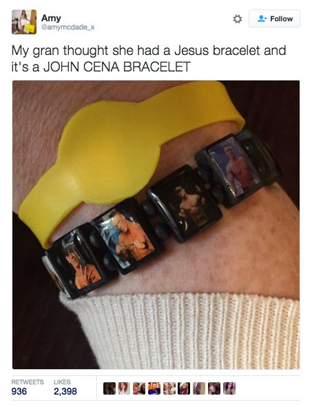 This unknowing John Cena stan: Stupid Funny Memes, Haha Funny, Funny Cute, Funny Posts, Hilarious, Funny Stuff, Random Stuff, Funny Shit, Funny Things