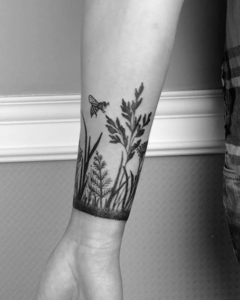 tattooselection Alpine Meadow. That's how my...