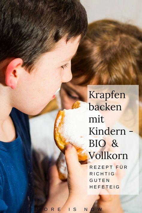 Photo of Krapfen backen mit Kindern – unser Workshop Nachmittag beim Vollkorn Bio Bäcker Waldherr, waldherrli