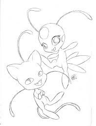 Image Result For Qaumi Colouring Pages Tikki Ladybug Miraculous