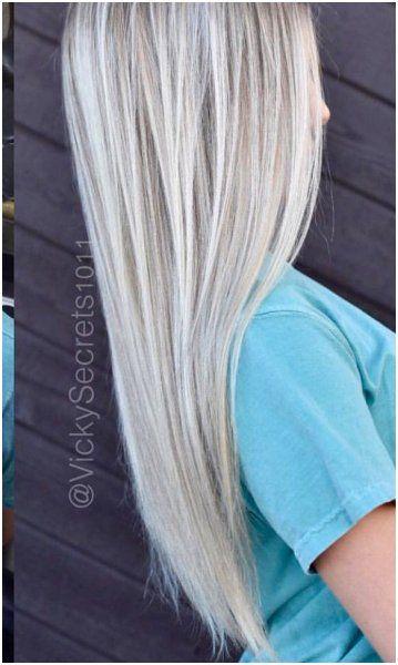 29 Platinum Hair With Lowlights Picture Platnium Blonde Hair