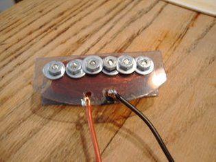 Make A Guitar Pickup Guitar Pickups Acoustic Guitar Pickups Guitar Diy