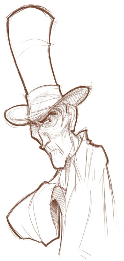 Top Hat Grump by basakward on deviantARTYou can find Top hats and more on our website.Top Hat Grump by basakward on deviantART Character Sketches, Character Drawing, Character Illustration, Art Sketches, Cartoon Faces, Cartoon Drawings, Cartoon Art, Art Drawings, Top Hat Drawing