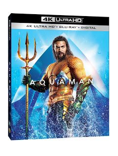 One Of The Biggest Blockbusters Of 2018 Is Heading Home Warner Bros And Dc Entertainment Will Release James Wan S Aquaman To Dvd And Aquaman Blu Ray Blu