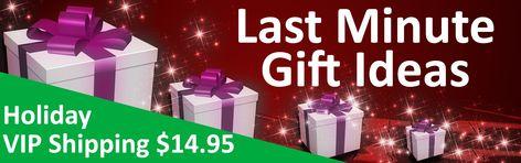 Videoguys Last Minute Gift Ideas