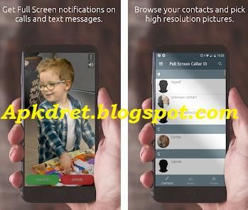 Full Screen Caller ID 14 2 0 build 584 Pro apk | Android