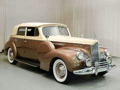 1941 packard Maintenance/restoration of old/vintage vehicles: the material for new cogs/casters/gears/pads could be cast polyamide which I (Cast polyamide) can produce. My contact: tatjana.alic@windowslive.com