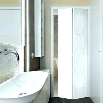 Bifold Bathroom Door Bathroom Door S Lock Bifold Bathroom Door Ideas Small Spaces Small Bathroom Bathroom Doors