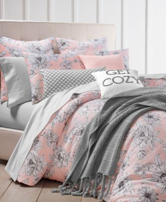 Charter Club Floral Bedding Collection Created For Macy S