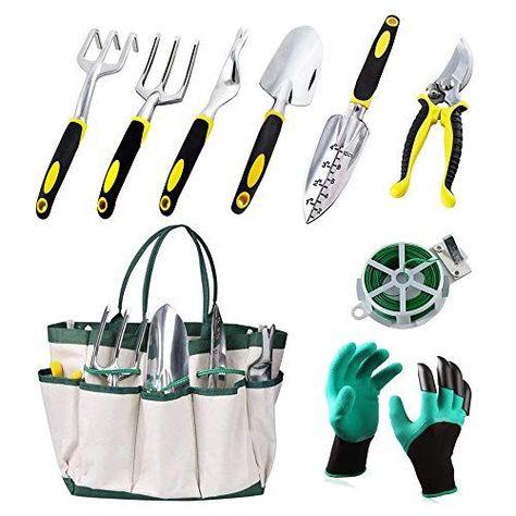 Keda Garden Tool Set 9 Pcs Gardening Tool Set For Digging