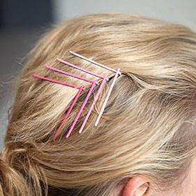 20 ways you've never thought to use bobby pins