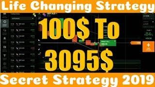 Iq option 100% winning Strategy 2019 || Life Changing
