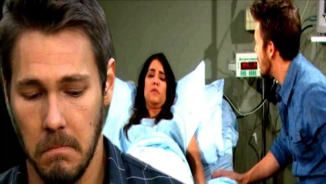 The Bold And The Beautiful Spoilers Steffy S Baby Nightmare Medical Crisis Changes Everything For Liam Bold And The Beautiful Soap News Be Bold