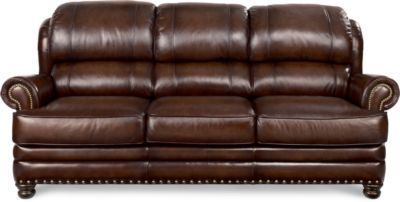 Check Out What I Found At La Z Boy Jamison Sofa Brown Leather