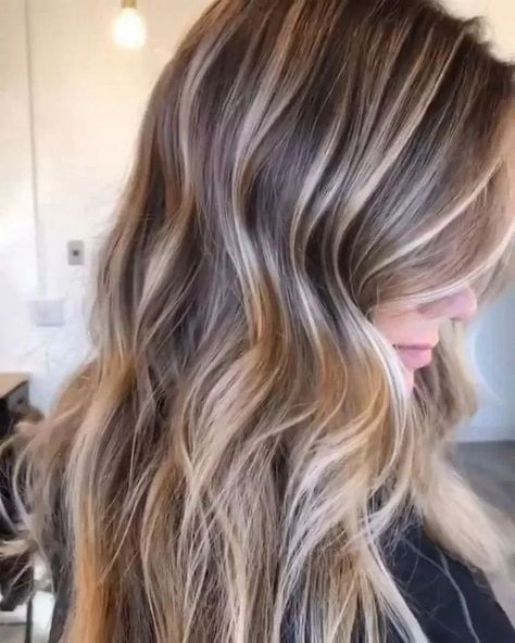 ➤ 33+ highlights from Blonde Balayage that you should try out in 2019 - Beauty Tips #Hair #Hairstyle ...
