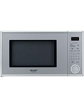 Sharp 1000w Countertop Microwave Silver Visit The Image Link