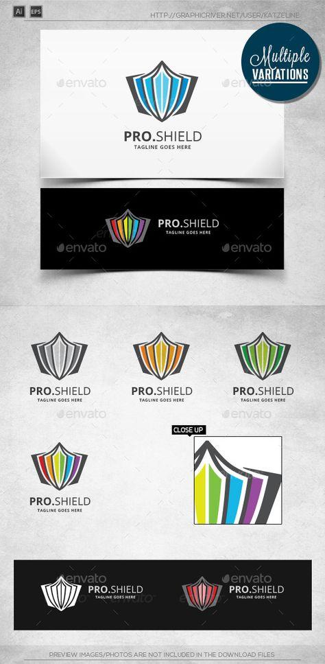 Shield - Logo Template