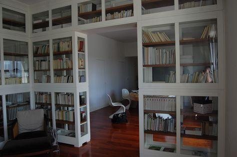 Libreria su misura realizzata da Rossi arredamenti di Osteria Grande ...