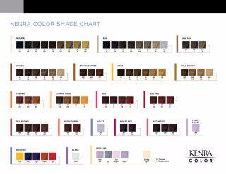 Download Redken Color Chart 23 Matrix Hair Color Chart Kenra Color Kenra Hair Color
