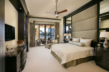 Tv Space For Master Room Private Residence In Southwest Florida