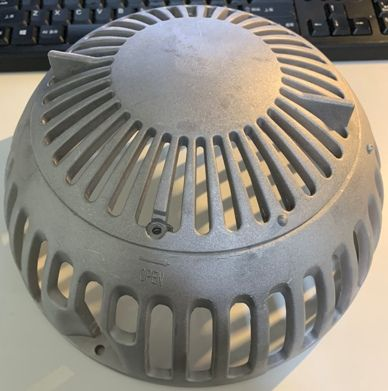 Aluminum Dome Strainer For Roof Drains In 2020 Roof Drain Drains Roof