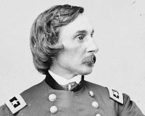 Hero of Little Round Top: Major General Gouverneur K. Warren