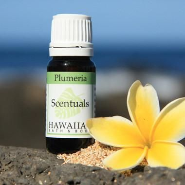 Hawaii Plumeria Scentual Oil Plumeria Natural Lotions Essential Oil Cleaner