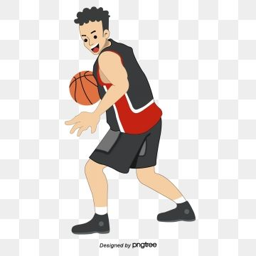Cartoon Hand Drawn Basketball Boys Elements Physical Exercise Hand Painted Characters Basketball Png Transparent Clipart Image And Psd File For Free Download Graphic Design Background Templates How To Draw Hands Hand