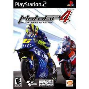 Moto Gp 4 Ps2 Game Xbox One Games Ps2 Games Playstation