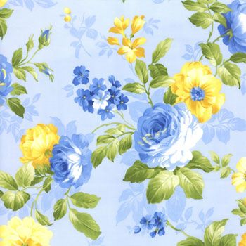 yellow and blue designs