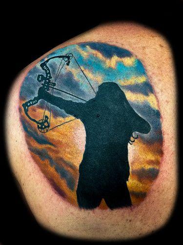 Best Tattoo Artists In Las Vegas Joe Riley Inner Visions Tattoo Archery Tattoos Jpg Tattoo Artists Cool Tattoos Best Tattoo Shops