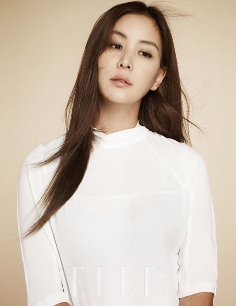 Hwayoung - Esquire April 2014   Beautiful Korean Artists