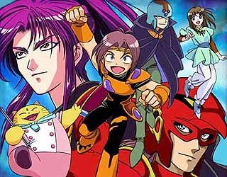 Shinzo Anime Animacao Desenhos Infantis