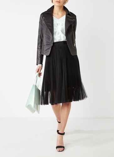 Een leren jas voor elke stijlpersoonlijkheid. Kleding, Ted
