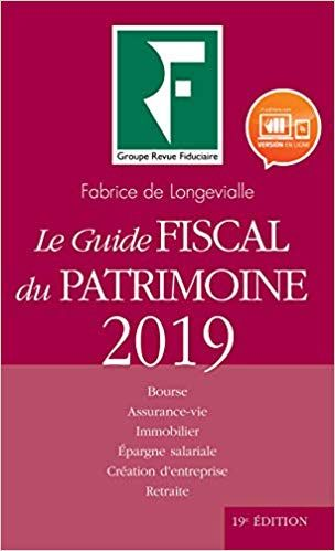 Telecharger Le Guide Fiscal Du Patrimoine 2019 Pdf Gratuitement How Are You Feeling What To Read How To Fall Asleep
