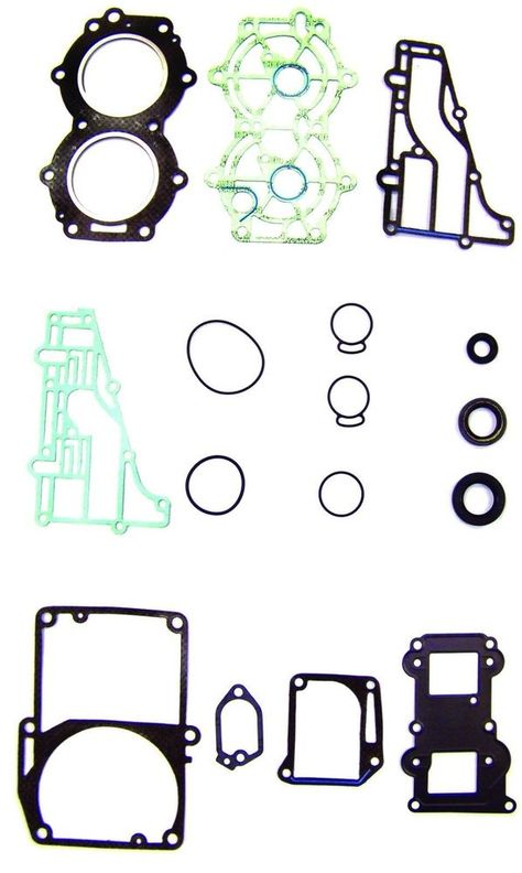 WSM YAMAHA 75-90 HP 84/' /& UP POWER HEAD GASKET KIT 500-335 OE 688-W0001-00-00