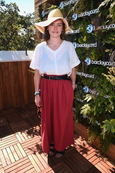 Daisy Ridley attends as Barclaycard presents British Summer Time Hyde Park at Hyde Park.